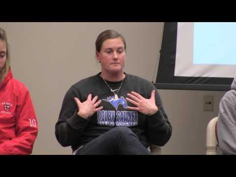 New Hampton School - College Athletes Panel