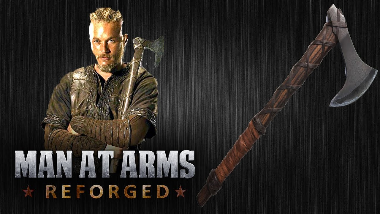 Ragnar's Axe - Vikings - MAN AT ARMS: REFORGED #1