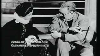 Part 2--a recorded conversation between Hepburn and Ford Thumbnail