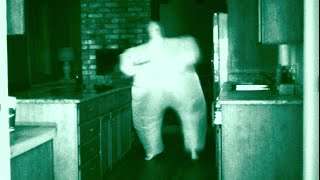 FAT GHOST FOOTAGE CAUGHT ON TAPE