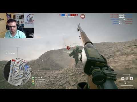Battlefield 1 Operación Facilisimo, sin despeinarse