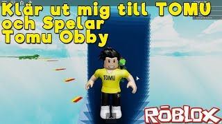 Dress me up to TOMU and play Tomu Obby in Roblox