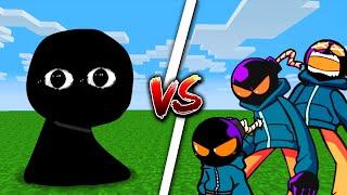 Bob vs Whitty Brothers in Minecraft | Friday Night Funkin Bob Mod