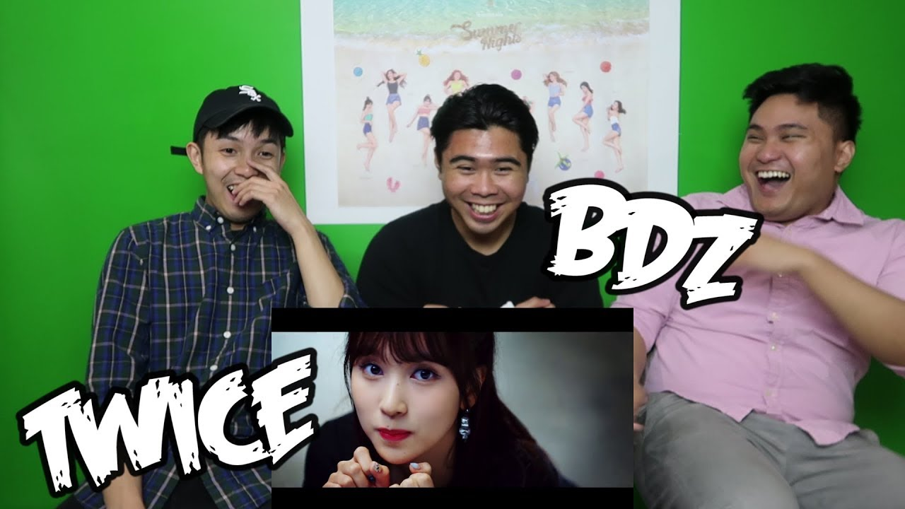 17 3 MB] TWICE - BDZ MV REACTION (ONCE FANBOYS), Download Mp3/Mp4