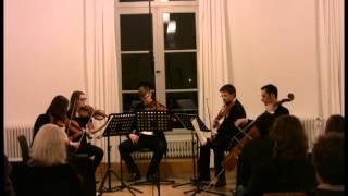 Mendelssohn Streichquintett Nr.1 in A-Dur