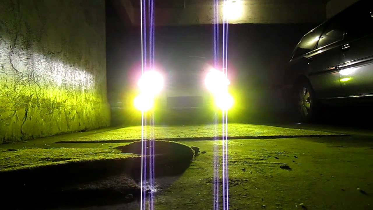 Led Ballast Nissan Sentra Se-r 3000k H.i.d Fog Lights - Youtube