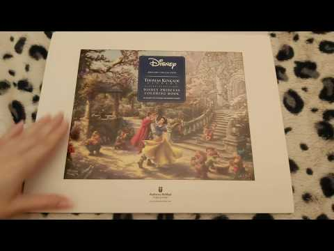 adult-coloring-book:-disney-dreams-collection:-thomas-kinkade-studios:-disney-princess-coloring-book