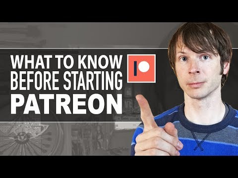 What to Know Before Starting Patreon Mp3