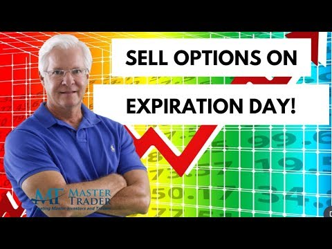 Profit Blueprint from Selling Options on Expiration Day for Easy Weekly Income – MasterTrader.com