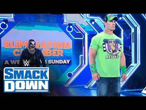 "John Cena's homecoming spoiled by ""The Fiend"" Bray Wyatt: SmackDown, Feb. 28, 2020"