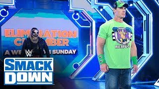 "John Cena's homecoming spoiled by ""The Fiend"" Bray Wyatt: SmackDown, Feb. 28, 2020"