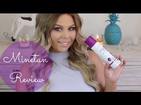 MineTan Violet Based Tan Review - Exotic European