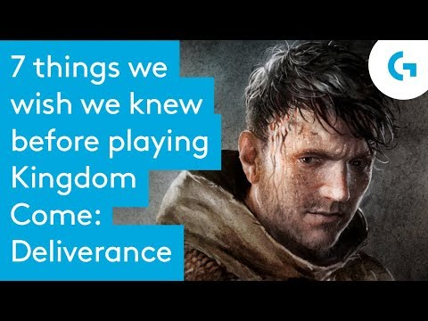 7 things we wish we knew before playing Kingdom Come: Deliverance
