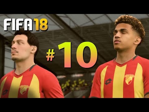 FIFA 18 KARİYER #10: HER YERDE ŞAMPİYONLUK İSTİYORUZ!