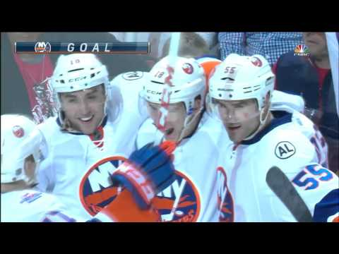 New York Islanders vs Florida Panthers. Game #1. PlayOffs NHL 2016