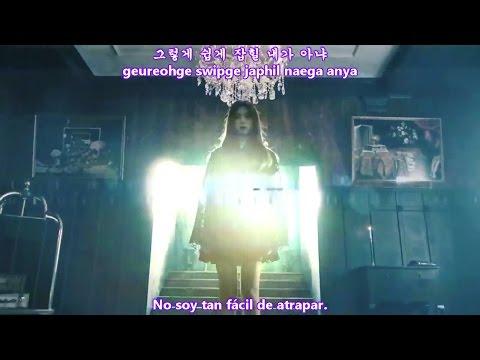 DreamCatcher - Chase Me MV [Sub Español + Hangul + Rom] HD