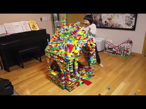 The End Of Lego House / Jang Ian 레고 파괴자 / 장이안