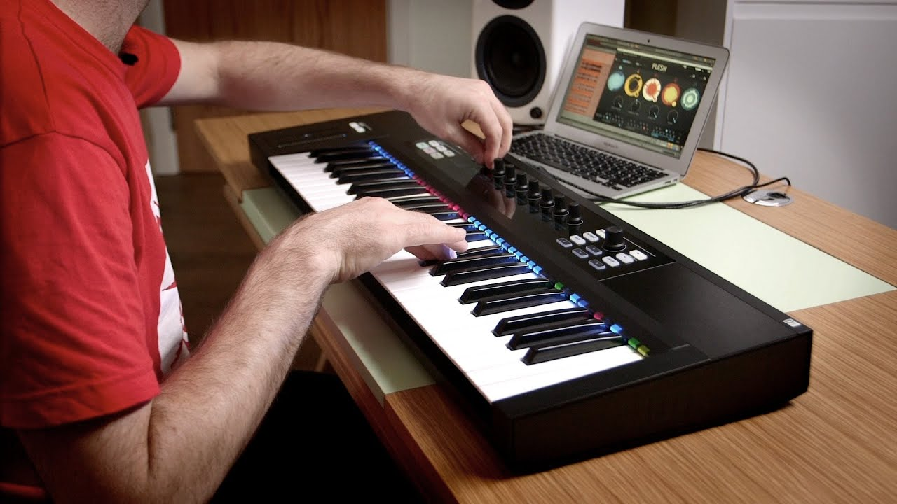 Jam with FLESH | Native Instruments