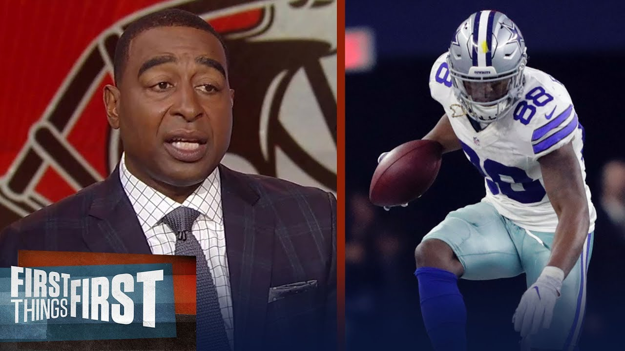 c4df38418 Cris Carter on Dez Bryant s initial meeting with the Cleveland Browns