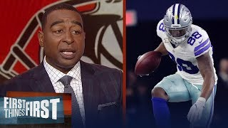 Cris Carter on Dez Bryant's initial meeting with the Cleveland Browns | NFL | FIRST THINGS FIRST
