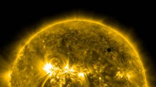 Ultra-high Definition View of 2012 Venus Transit