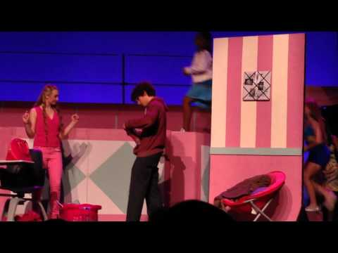 Legally Blonde - Chip On My Shoulder - Ossining High School