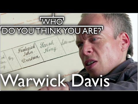 Warwick Davis Unlocks Mysterious Family Past | Who Do You Think You Are
