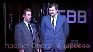 открытие международного турнира по культуризму Мистер Урал 90