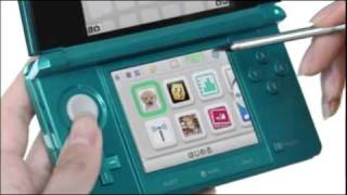 Nintendo 3DS Update November 12, 2010