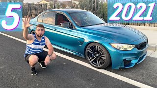 5 REASONS I BOUGHT A F80 M3 IN 2021!