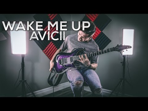 Avicii - Wake Me Up - Cole Rolland (Guitar Cover)