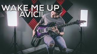 Avicii - Wake Me Up - Cole Rolland (Guitar Cover)