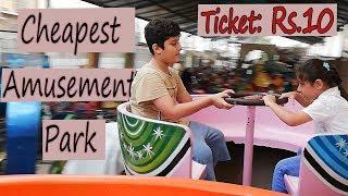 Maaz Playland Karachi Best and Cheapest Indoor Amusement Park