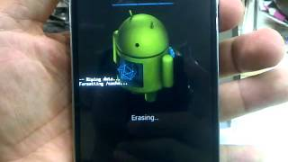 Hard Resset Samsung S4 Replika