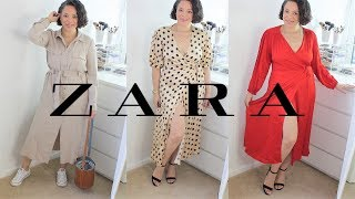 Zara March Haul | All Dresses | By Vilma Martins