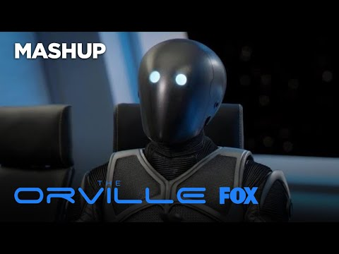 The Best Of Isaac | Season 1 | THE ORVILLE