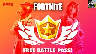How To Get SEASON 8 BATTLE PASS FREE in Fortnite