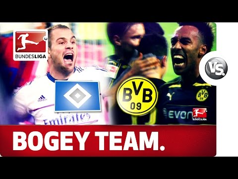 Borussia Dortmund's Bogey Team - Aubameyang, Götze and Co. Head to Hamburger SV