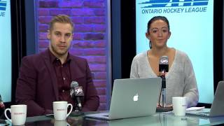 OHL Playoff First Round Predictions! Player & Staff Interviews! - The OHL Flash Rogers Tv Podcast