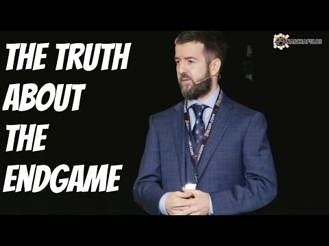 """""""The Truth About The Endgame"""" Dan Dicks At Anarchapulco 2018"""