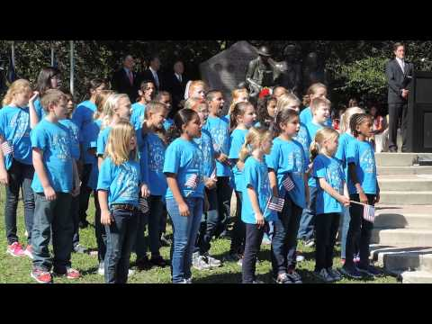 Riojas Elementary School Choir