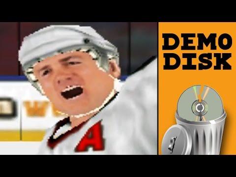 PUCK OFF - Demo Disk Gameplay
