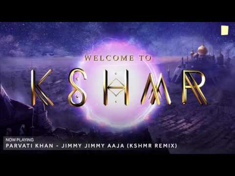 KSHMR - Jimmy Jimmy Aaja (PARVATI KHAN) Official  Remix