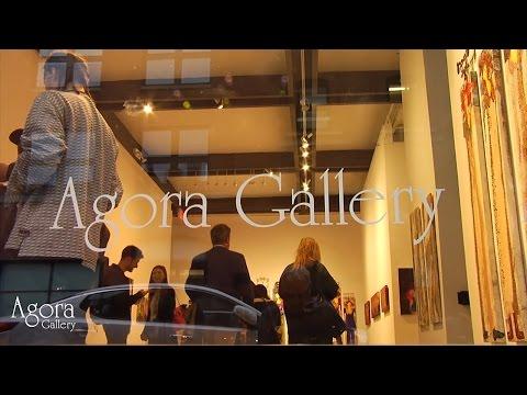 Agora Gallery Opening Reception - May 21, 2015