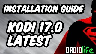how to install kodi krypton 17 0 in fire tv and fire stick newest method 2016