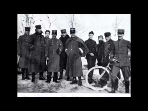 Canzone garibaldina - Oreste Ascoli (1916/1917)