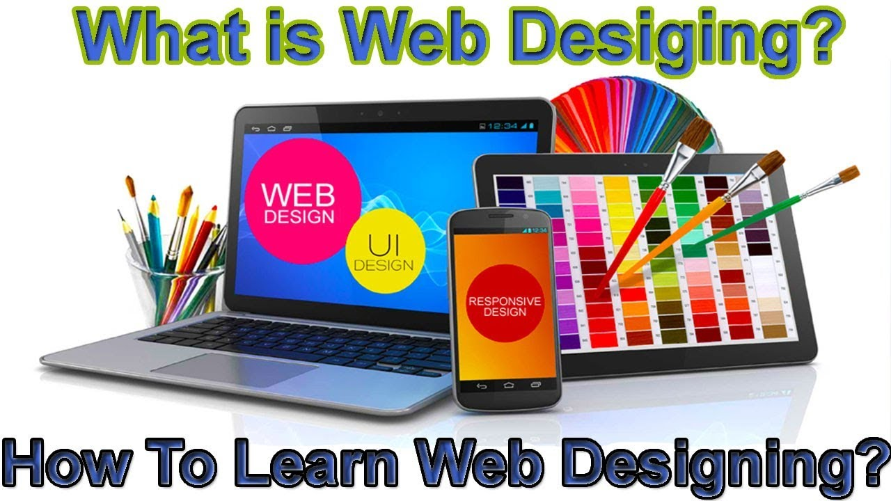 What Is Web Designing In Urdu Hindi How To Learn Web Designing Youtube