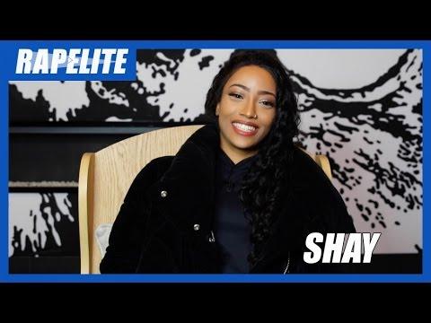 Youtube: Shay: JOLIE GARCE, son parcours, Booba, son image, Tabu Ley Rochereau, ses ambitions