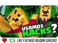 DICEN QUE SOMOS HACKERS !! 😳 | EXO Y LUH en MINECRAFT Mp3