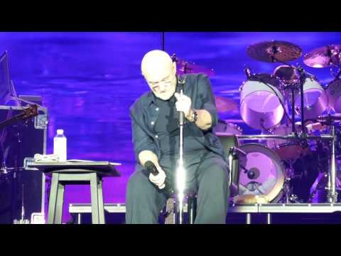 Phil Collins  Cant Turn Back The Years  Paris Bercy 2017  HD  23062017